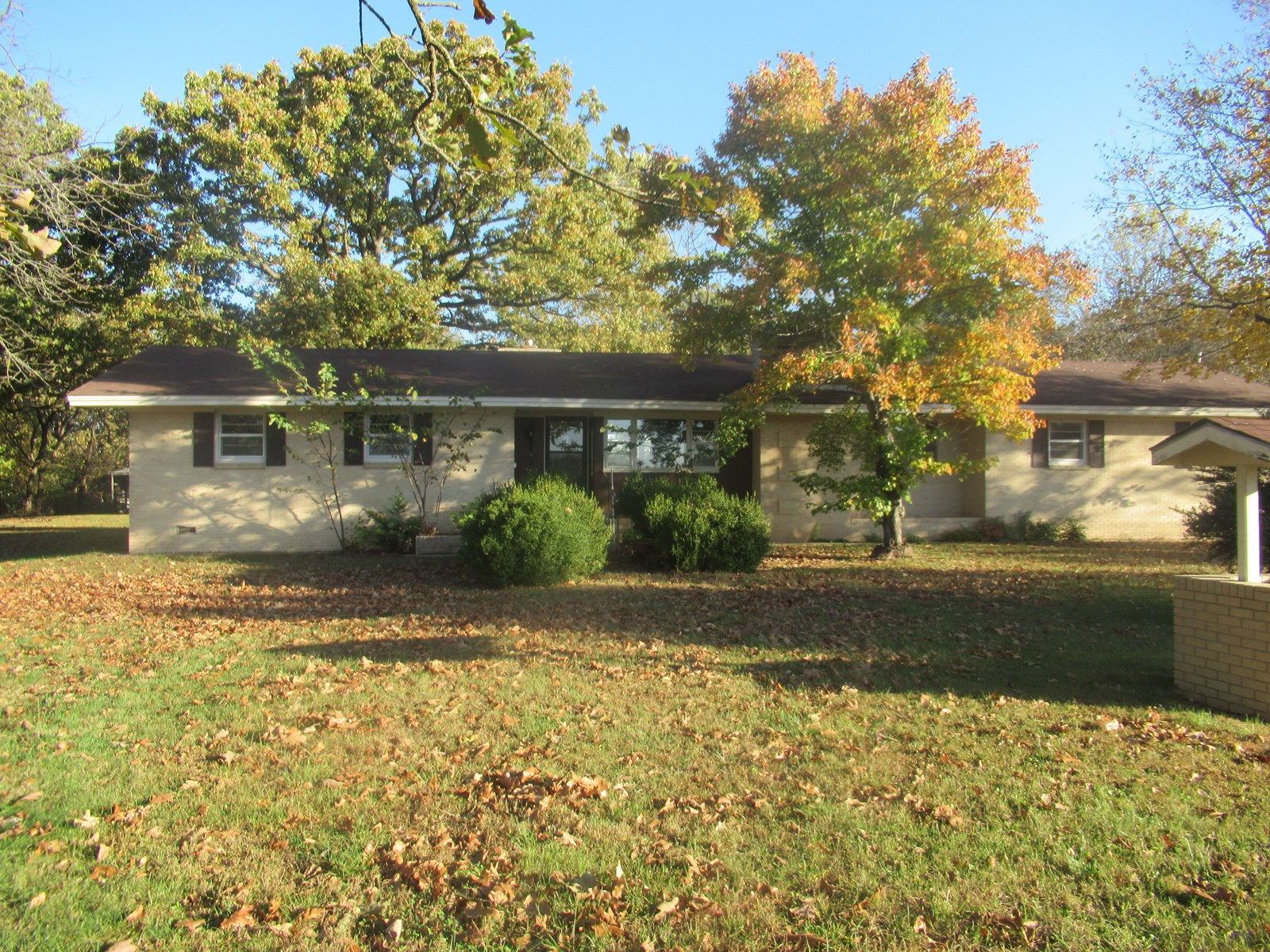 Country Home For Sale in Everton, Mo