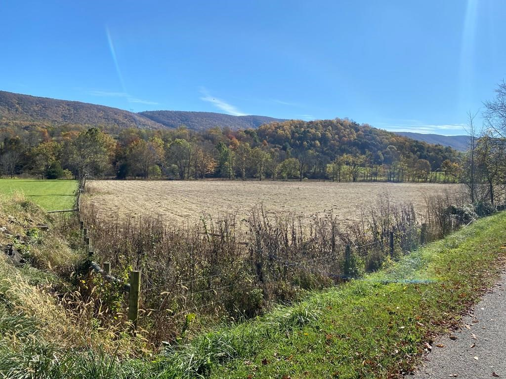 Farmland for Sale in Bland VA!