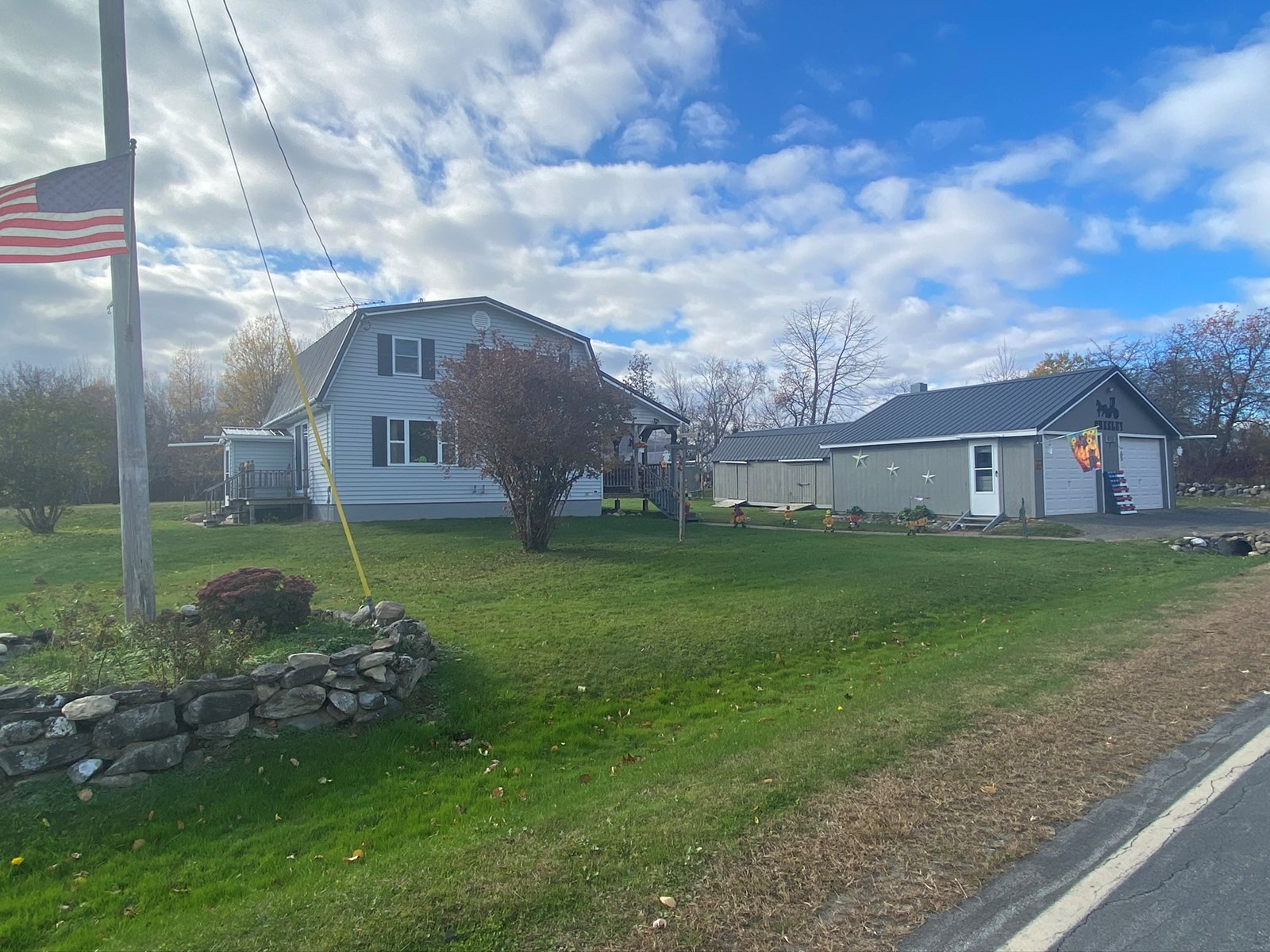 Two Homes For Sale in Maine