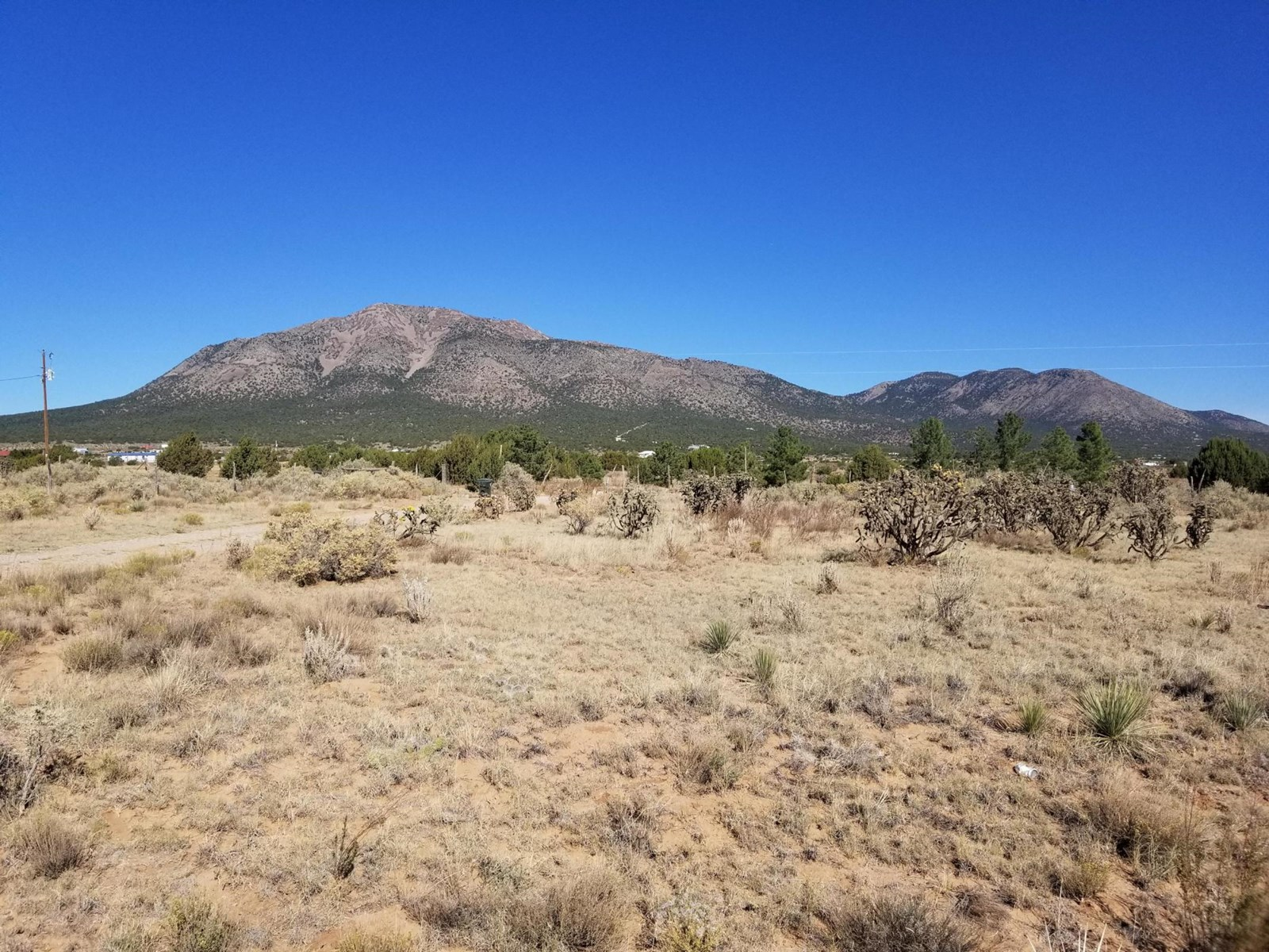 21 Acres For Sale in Santa Fe County! Can Be Divided!