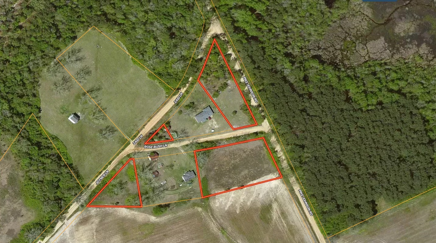 Undeveloped Land for Sale in Emanuel County, GA
