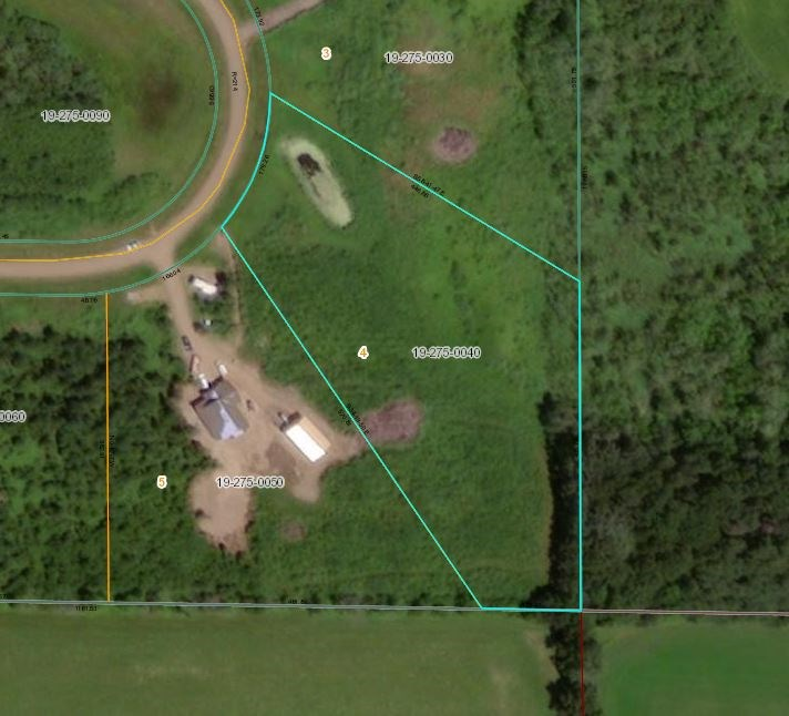 3.55 Acre Great Building Site in Foreston