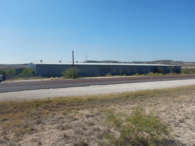 SANDERSON WOOL GROWERS CENTRAL STORAGE IN  SANDERSON, TX