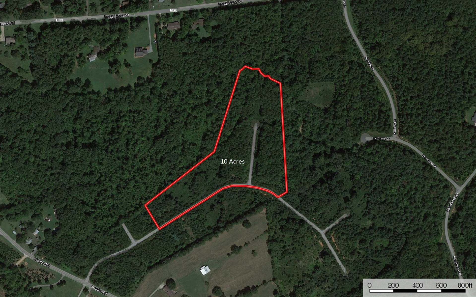 Large Lot For Sale in Catawba Count NC