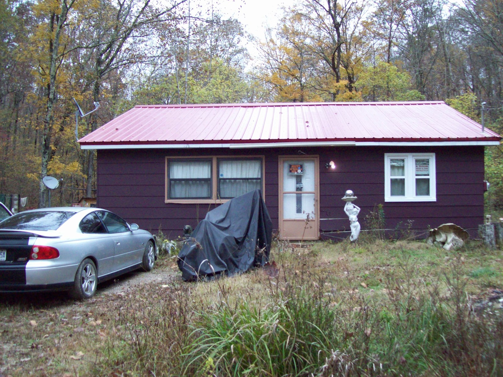 Home on 2 Lots near Black River