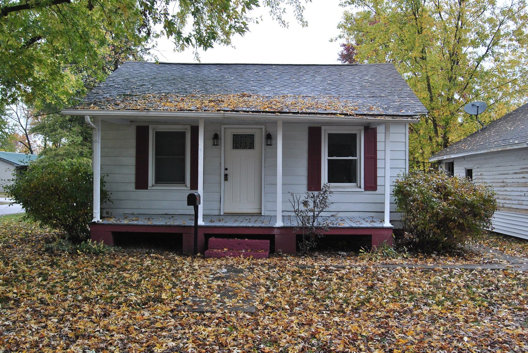Updated 2 Bedroom, 1 Bath Home, Robinson, IL