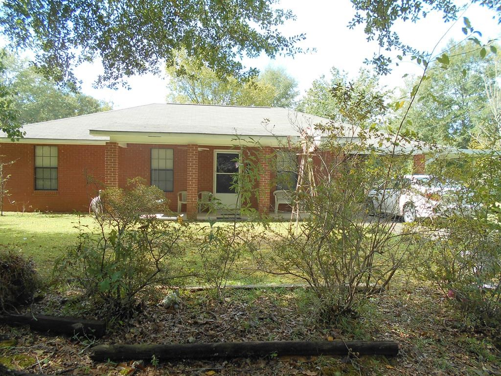 Ranch Style Home in Town Franklin County Meadville MS