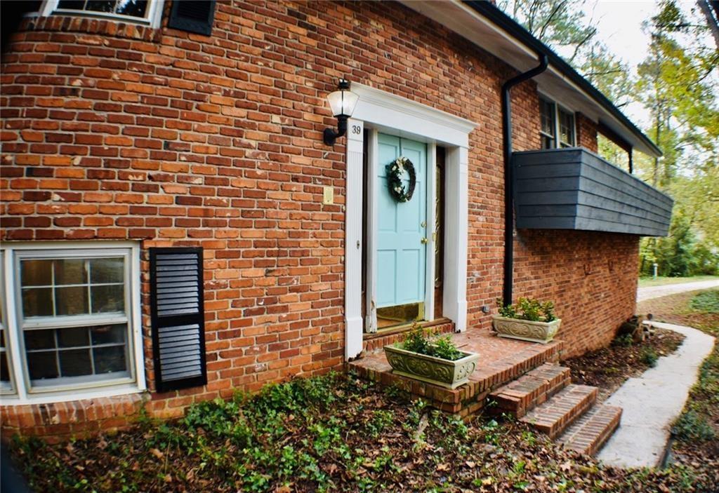 Brick Home for Sale in Rome, GA