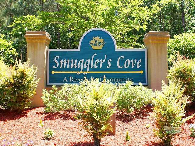 Beautiful waterfront building lot in Beaufort County, NC