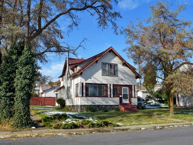 Rare find! 4 bed 2 bath home with room to grow!