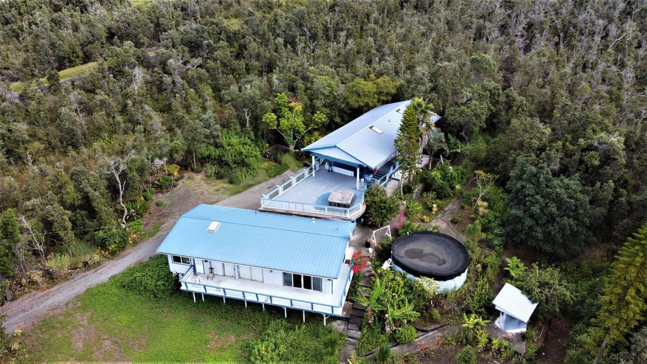 House for sale w/ Ohana, Big Island of Hawaii B&B potential