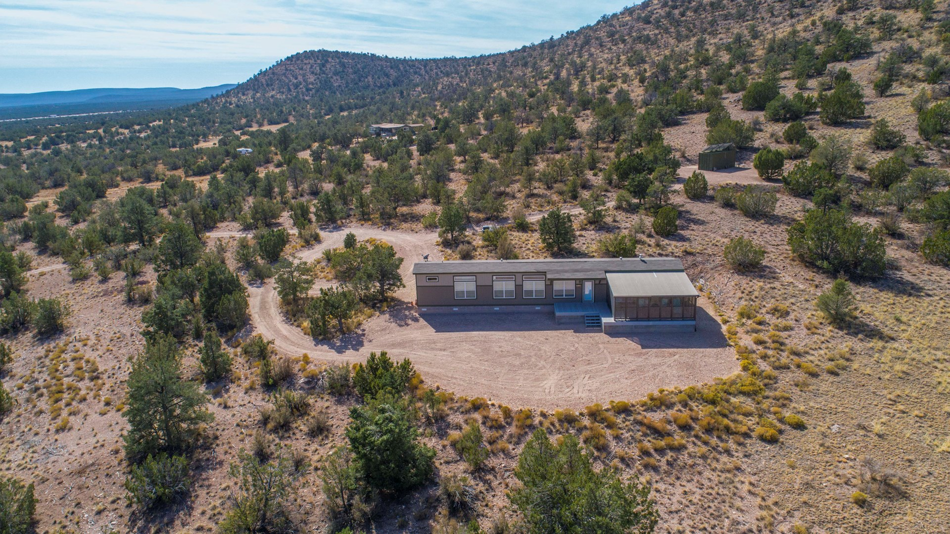 Northern Arizona Home on Acreage and Views