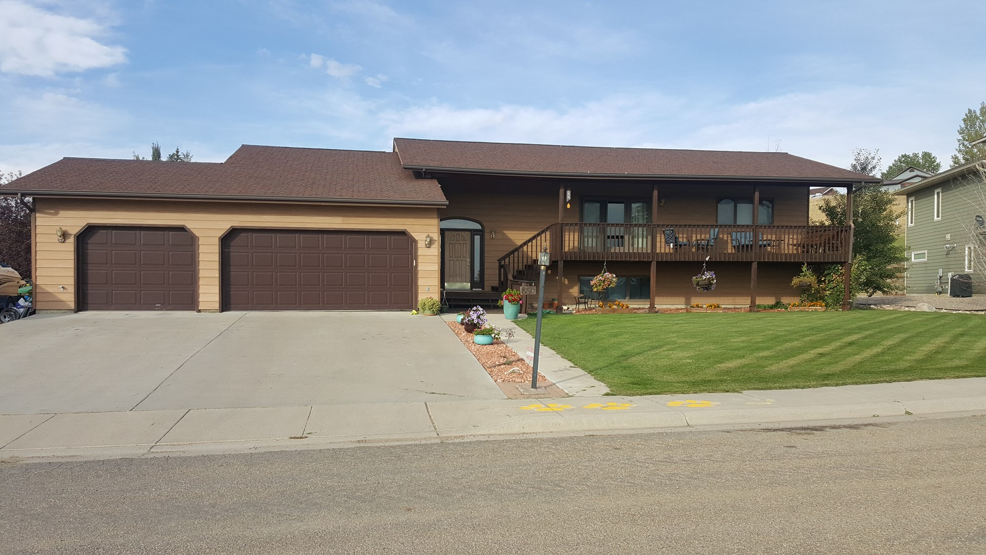 Executive Home/Shelby MT/$275,000