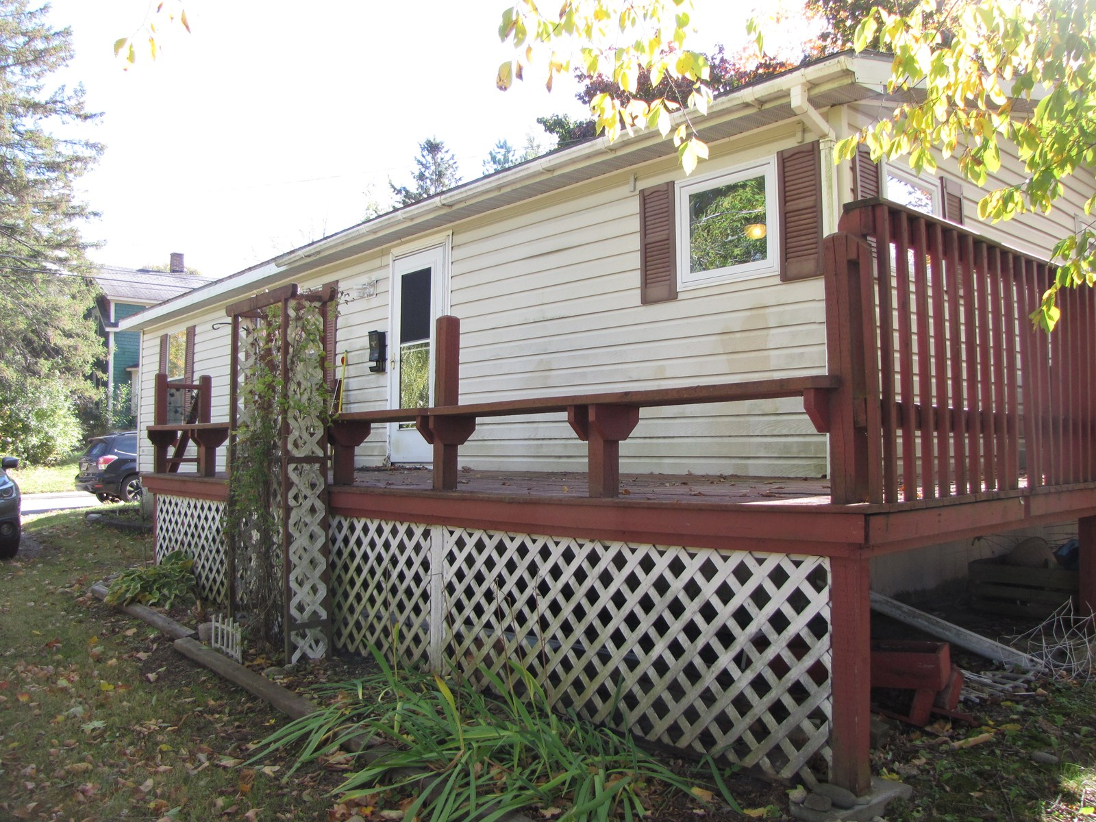 Double-Wide For Sale in Downeast Maine