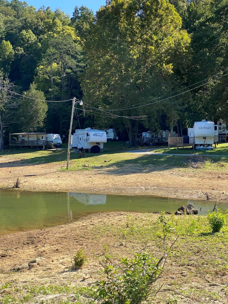 Income Producing Campground/Marina For Sale in Tazewell, TN