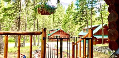 Montana Luxury Log Homes For Sale