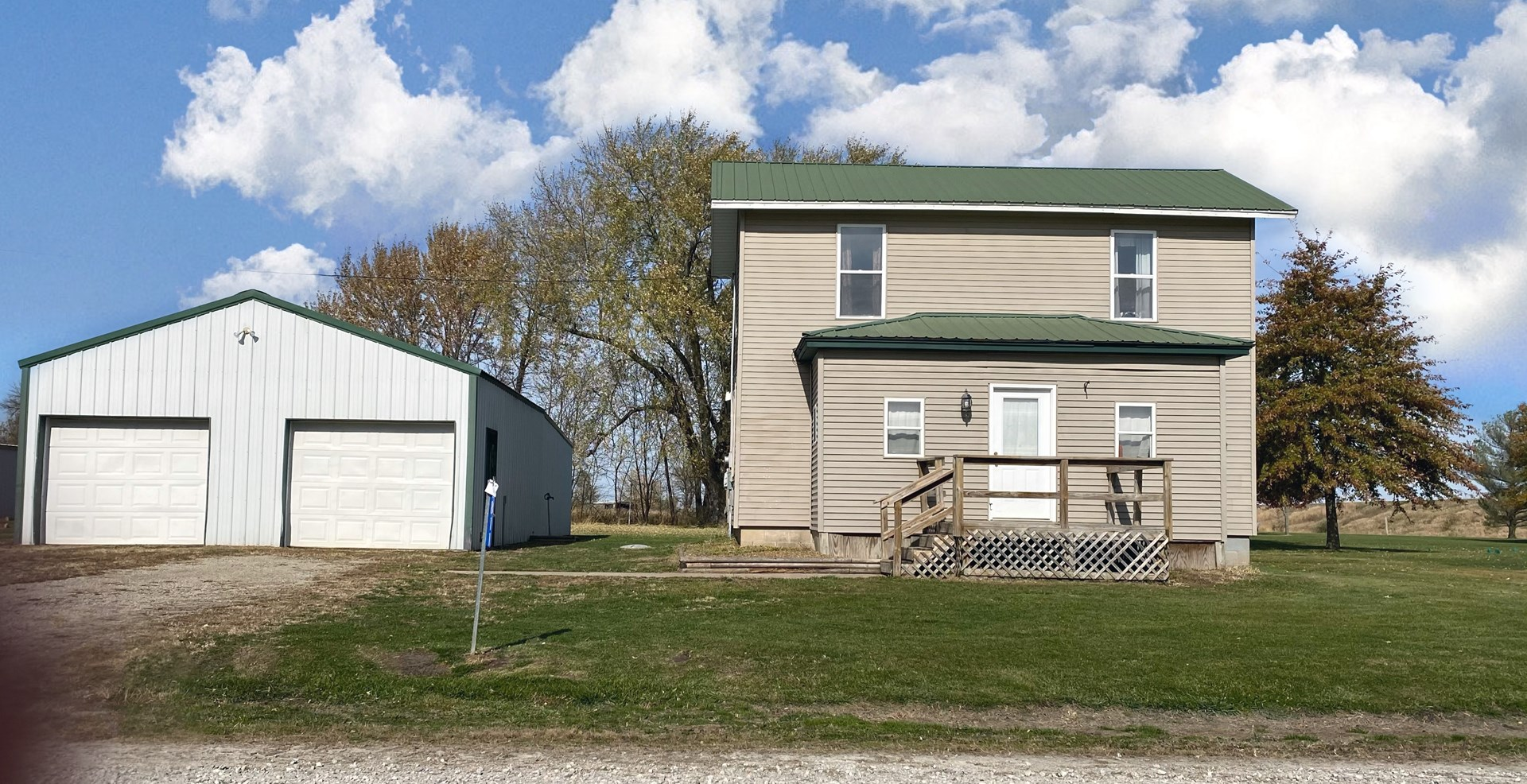 Argyle Iowa Home For Sale