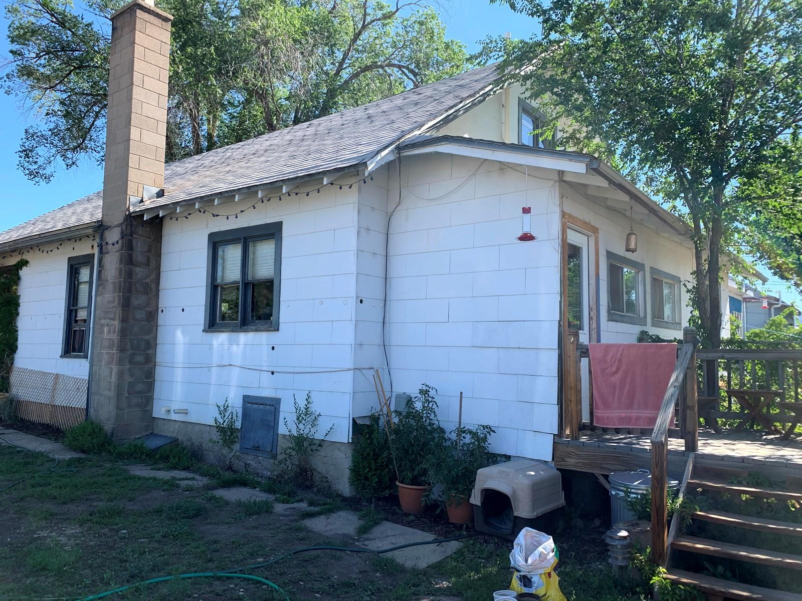 3 BR/ 1BA Quaint home in historic Mancos, Colorado