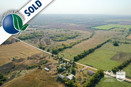 Tract #2 - Hill Pasture - Grassland Kansas Land For Sale
