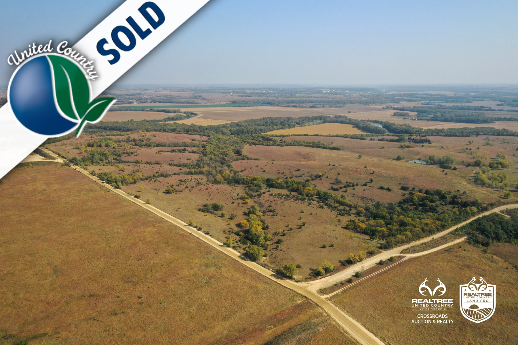 Tract #6 - North Pasture - Grassland For Sale at Auction