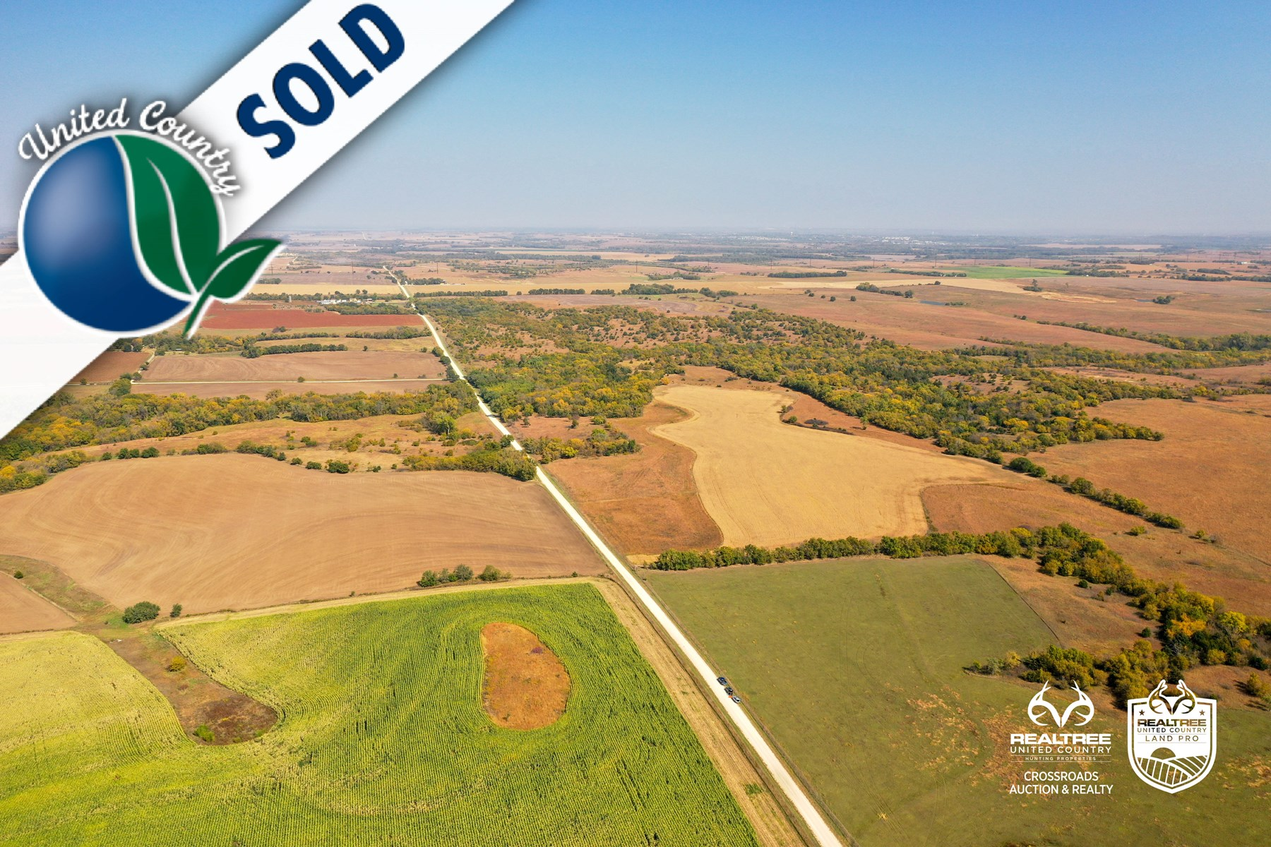 Tract #8 - East Pasture - Recreational Hunting Land For Sale