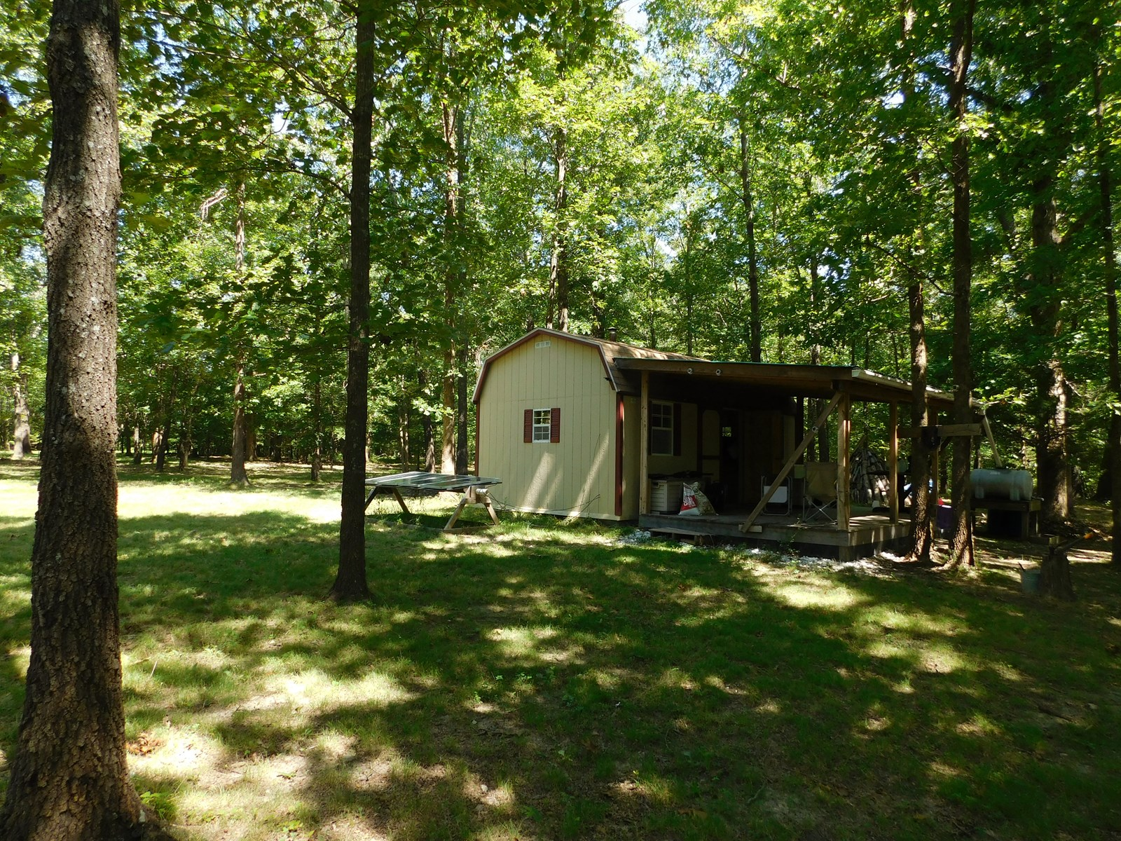 Ozark Mountain Marion County Near Peel Arkansas