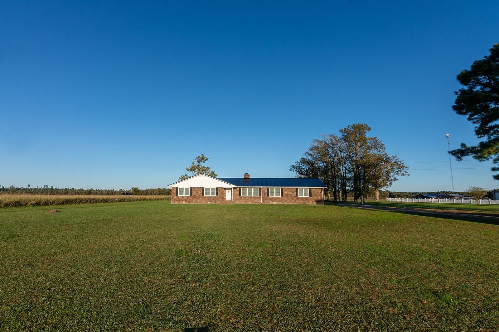 Country Home in Perquimans County