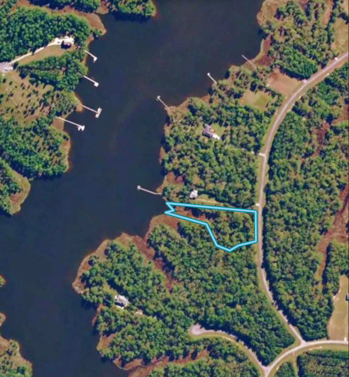 Waterfront Land for Sale