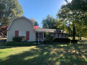 MARTIN TN 5 ACRE COUNTRY HOME, POND, POOL, WEAKLEY CO. TN