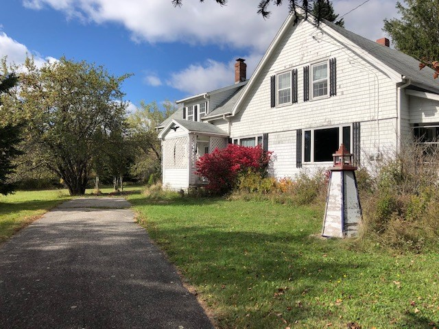 Country Home for Sale in East Machias, ME