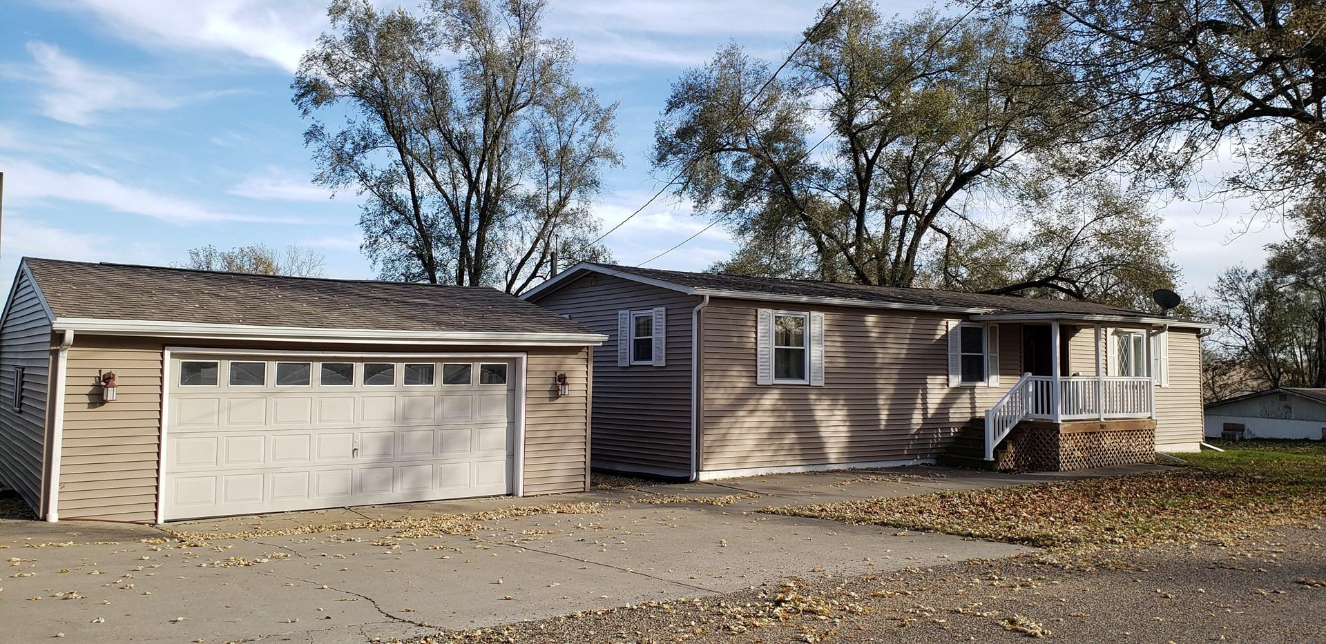 Move In Ready Lovilia Home for Sale