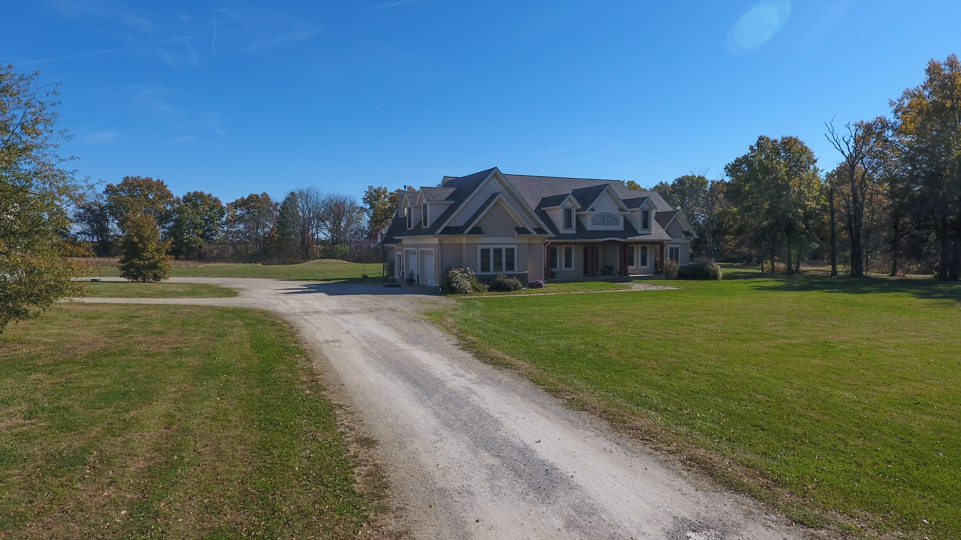 4 BR, 3.5 BA Country Home in Mexico, MO