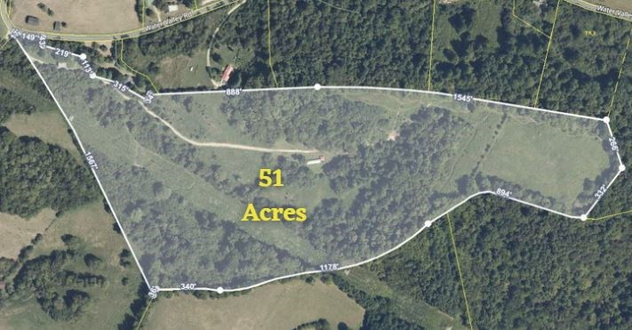 Land with Acreage for Sale in Williamsport, Tennessee