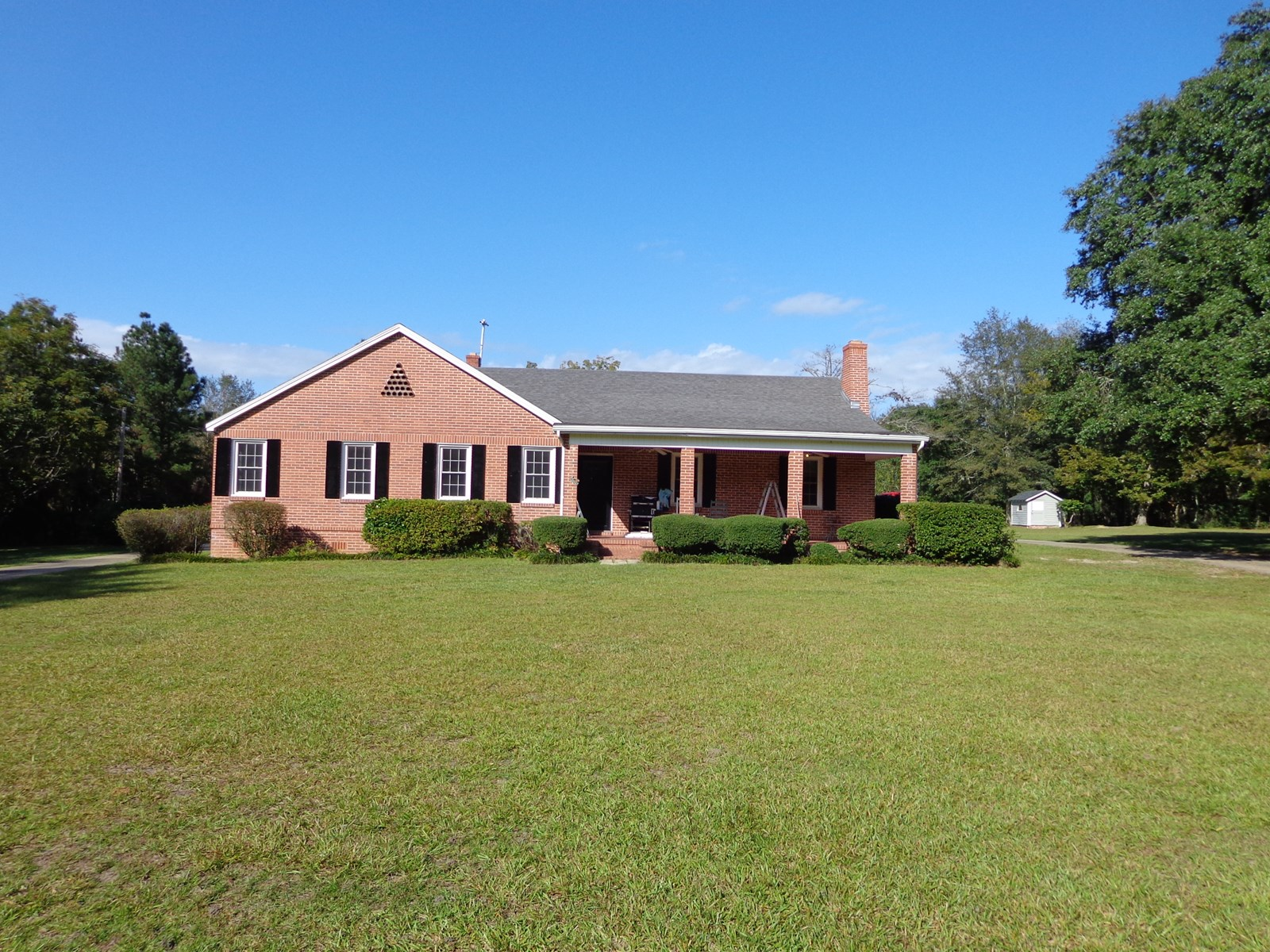 Four Bedroom Brick Home for Sale in Sylvania, GA