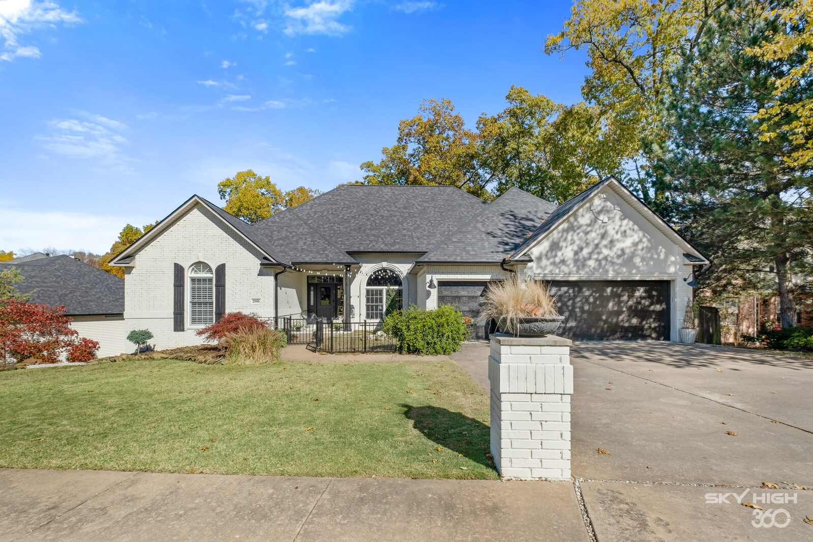 Luxury home for sale in the heart of Bentonville, Arkansas