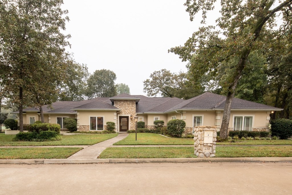 LUXURY GOLF COURSE HOME FOR SALE EAST TX | LAKE PALESTINE
