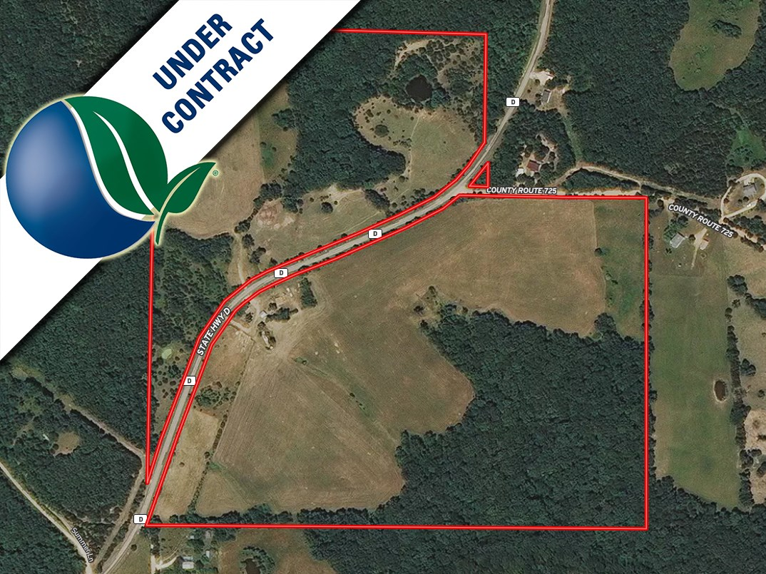 Pasture / Wooded Hunting Land For Sale in Belle Missouri