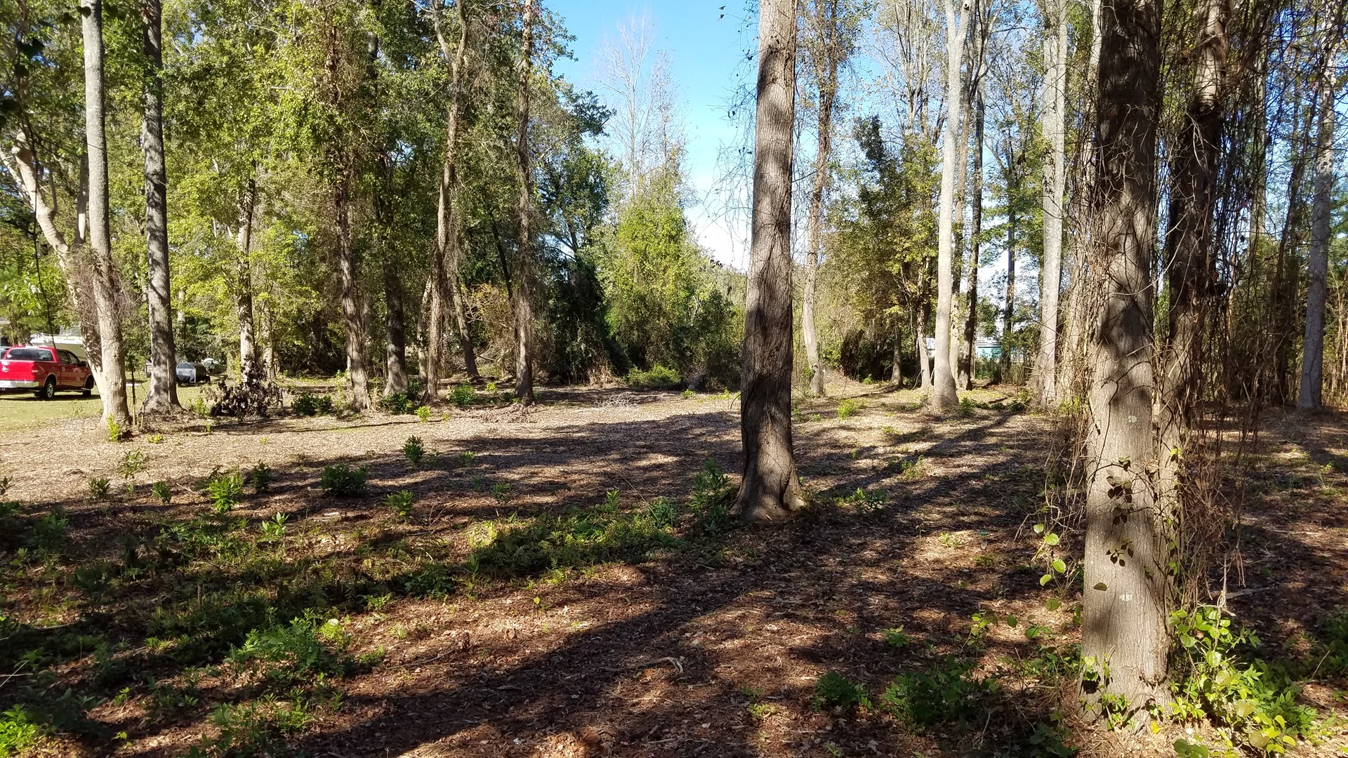 Vacant Land Available For Custom Home NC