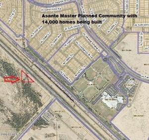 ONLINE AUCTION 1.82 ACRES C-2 COMMERCIAL LAND, SURPRISE, AZ