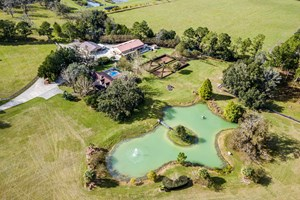 FLORIDA FARM LAND WITH HOME  FOR SALE