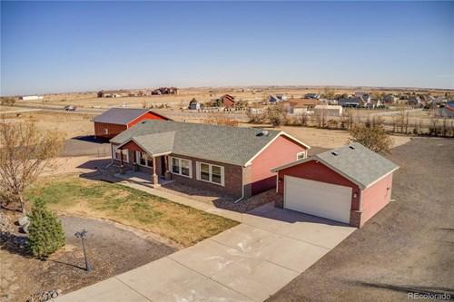 Brighton Colorado Home For Sale at Hayesmount Ridge Estates