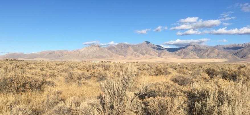 Land for sale in Orovada, Nevada near lithium mine