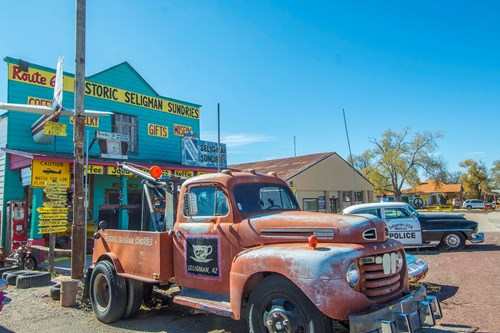 Business/Commercial for Sale on Route 66 Arizona