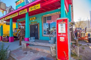 HISTORIC ROUTE 66 GENERAL STORE FOR SALE ARIZONA