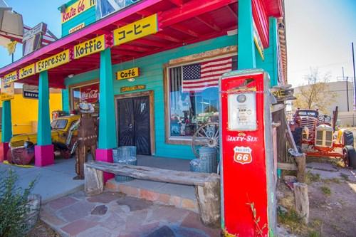Historic Route 66 General Store for Sale Arizona