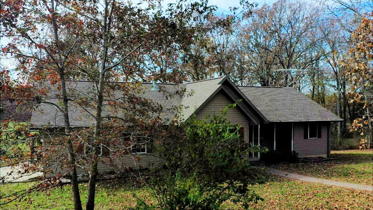 Comfortable Home with 7 Acres in Willow Springs