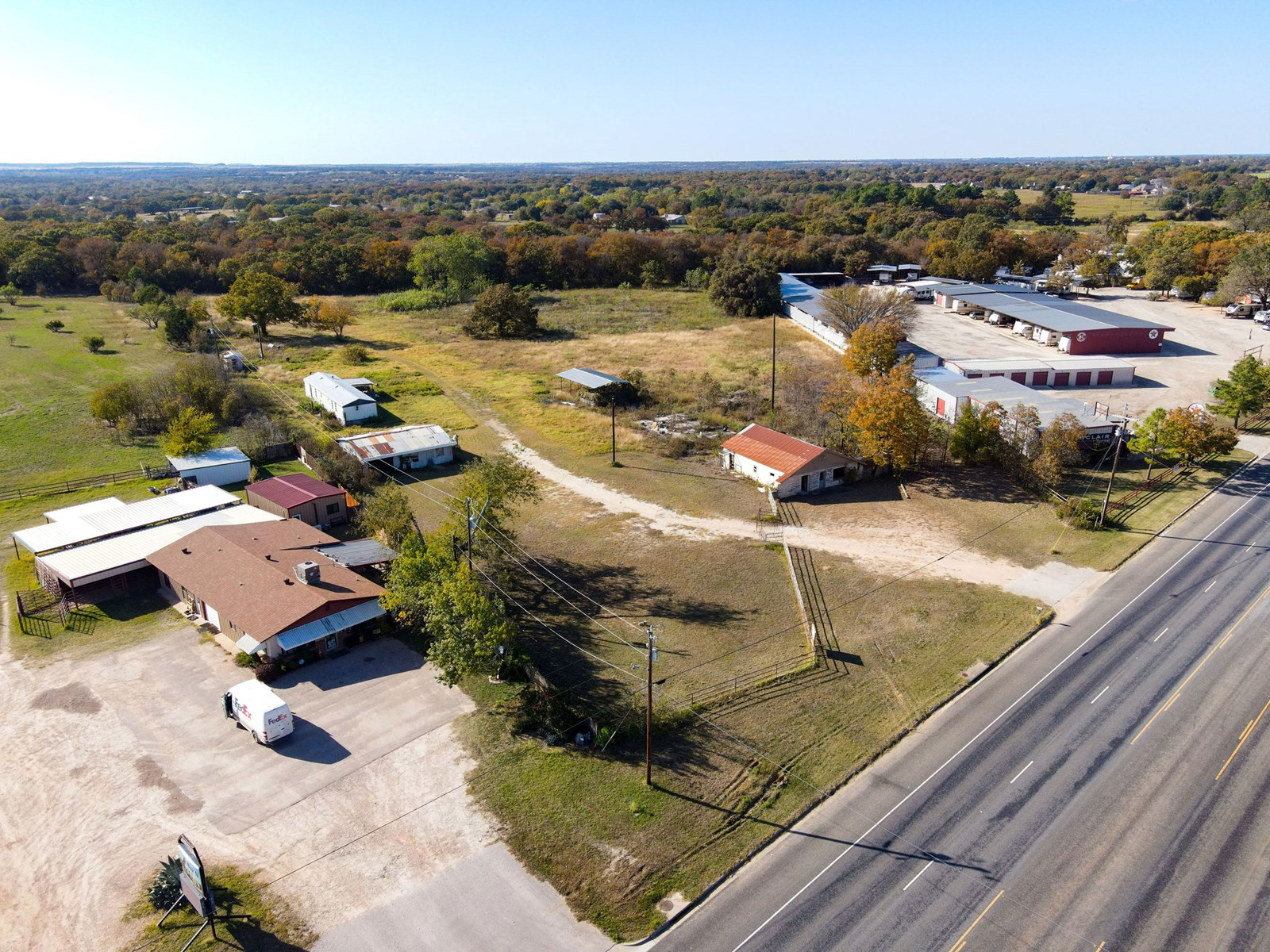 Commercal Property For Sale Gatesville TX