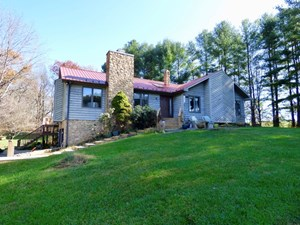 CUSTOM BUILT HOME NEAR TOWN OF FLOYD VA FOR SALE!