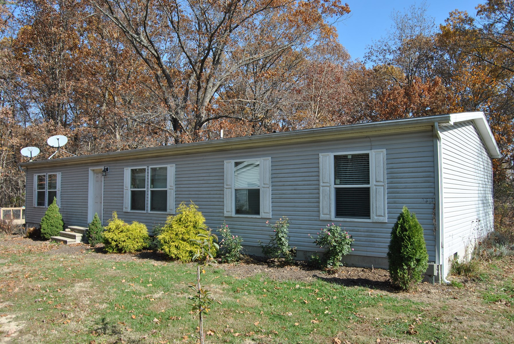 3 Bedroom, 2 Bath Country Home