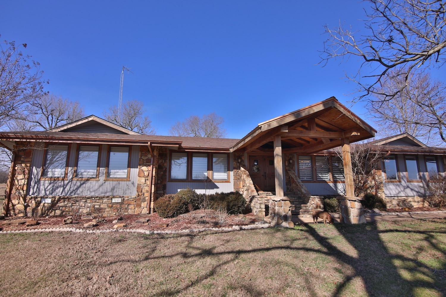 Ranch Home with Land in Fulton Co.